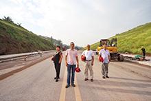 泸州华阳南路工程项目监理部